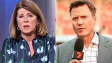 'Embarrassed yourself': James Brayshaw blasts Caroline Wilson over 'baseless garbage'