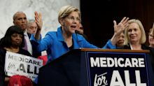 Elizabeth Warren unshackles herself from 'Medicare for all'