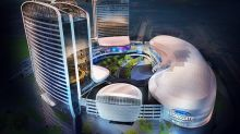 Lionsgate launching vertical theme park in China