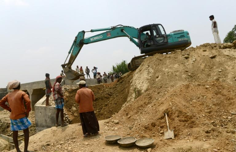 Nepal revives railways as China, India vye for influence