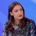 AOC defends Bernie Sanders over online abuse by 'Bernie bros'