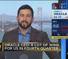 Here's what the Oracle CEO just said about cloud competit...