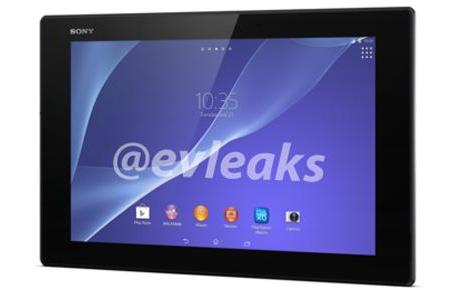 Sony Xperia Tablet Z2 leaks hint at KitKat and an even thinner design (update: more shots)