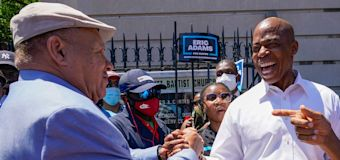 NYC mayor's race: Yang concedes, Adams leads