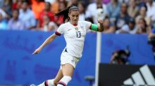 Alex Morgan joins American influx in English women's league