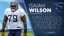 Twitter reacts to Titans trading Isaiah Wilson to Dolphins