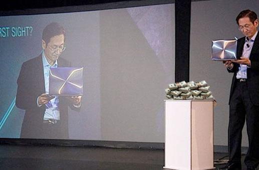 ASUS sells 3 million tablets in 2013 Q1, rakes in $202 million profit