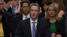 Zuckerberg pidió disculpas ante legisladores por abuso de datos