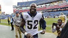 Giants land linebacker help, acquire Alec Ogletree from Rams
