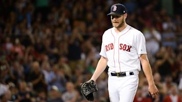 Chris Sale lands on IL at bad time for Red Sox