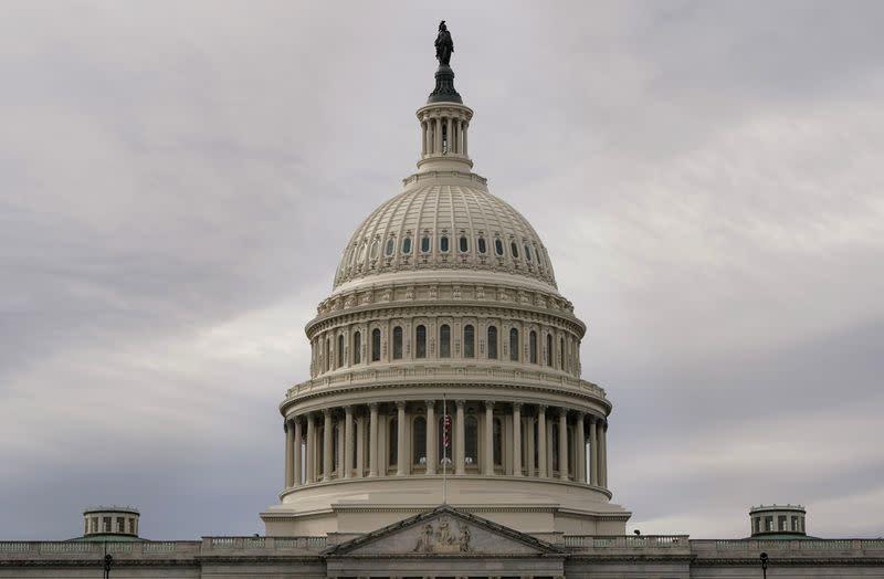 FILE PHOTO: FILE PHOTO: The U.S. Capitol Building