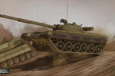 Gamescom 2014: Obsidian and My.com release Armored Warfare trailer