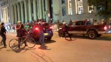 Woman charged with felony in Breonna Taylor protest hit-and-run