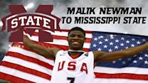 Malik Newman commits to Mississippi State