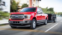 Ford's Sales Slip Again as Sedan Sales Dwindle