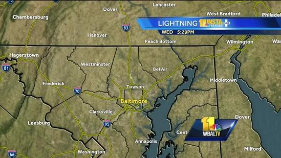 Partly cloudy conditions on the way