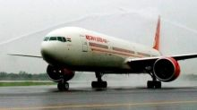 Row over Air India's refusal to provide non-veg food