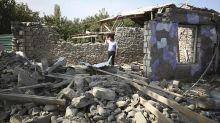 Macron, Putin and Trump call for immediate Nagorno-Karabakh ceasefire