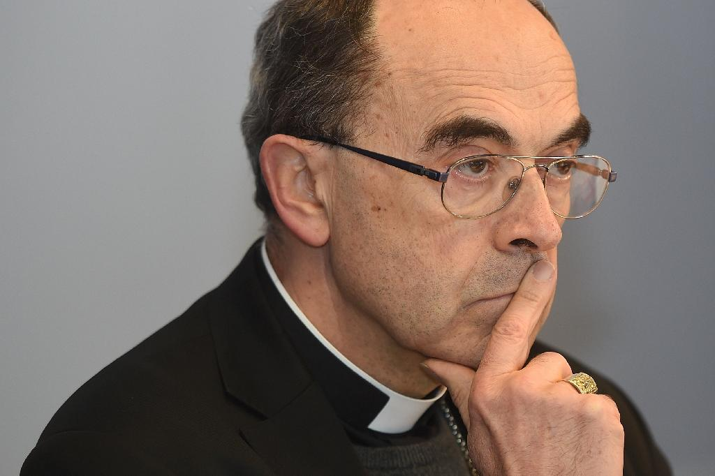 French cardinal faces new claim of promoting convicted priest