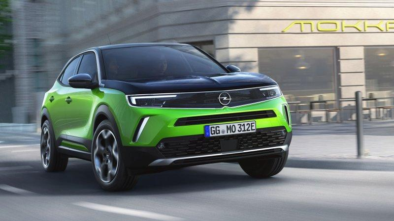 2021 opel mokka sure would have been a cool buick encore