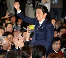 Shinzo Abe Poised to Become Japan's Longest-Serving Leader After Easily Winning Party Vote