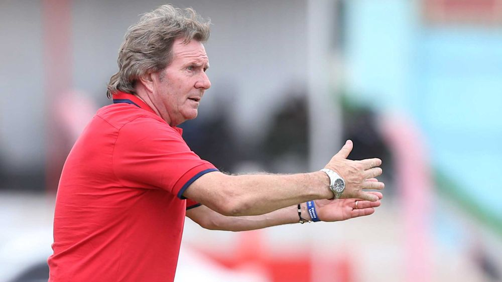 AFC Leopards players sad with Stewart Hall's exit