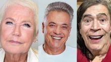 Xuxa, Wesley Safadão, Whindersson Nunes e mais famosos no meme do envelhecimento