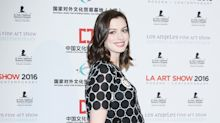 Anne Hathaway's Guide to Pregnancy: Yes to Bikinis, Minis, and Killer Heels