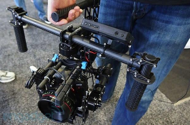 Hands-on with Freefly's shockingly awesome $15,000 Movi camera gimbal