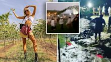 'So dangerous and beyond scary': Chaotic NSW event dubbed 'Fyre Festival 2.0'