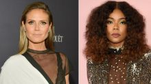Heidi Klum Says She Received Backlash for Defending AGT: 'I Was Called a White Woman'