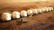 Elon Musk says giant mirrors will warm up Mars and make it habitable for humans