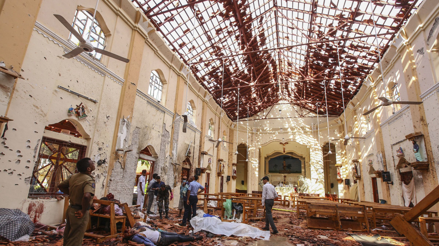 Sri Lanka Easter attack toll hits at least 290