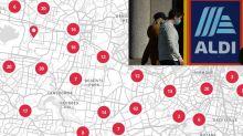Aldi, Woolworths, Pizza Hut on huge list of new Covid exposure sites