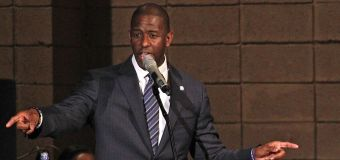 Gillum concedes in Florida governor's race