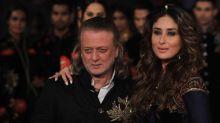 Rohit Bal Backs Stinker on Celebs Not Paying for Designer Wear