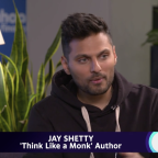 Influencer Jay Shetty: The biggest mistake we make is 'we think it's too late'