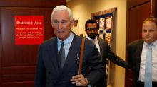 Trump ally Stone may face House intelligence subpoena: lawmaker