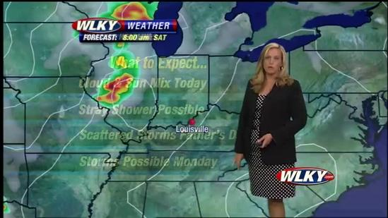 Weather Webcast for June 15th