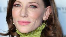 Cate Blanchett alerta sobre riscos de se discutir abuso sexual nas redes sociais