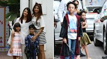 In Pics: Superhero-Themed Party for B-Town Star Kids