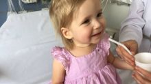Toddler with 'childhood Alzheimer's' symptoms gets experimental treatment