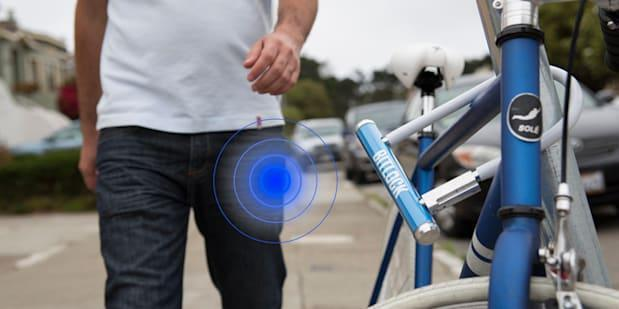 BitLock offers a bring-your-own-bicycle approach to bike sharing