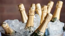 Champagne was actually invented by the English, claims Mr Taittinger