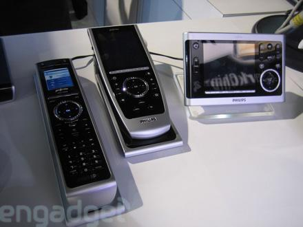 Hands-on with Philips' TSU line of remote controls