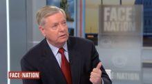 Lindsey Graham Defends Trump Firing Impeachment Witnesses