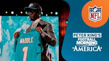 How Miami Dolphins fearlessly traded NFL draft picks to set up success