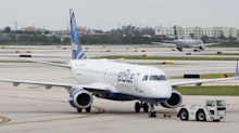 A JetBlue plane was forced to make an emergency landing after colliding with a bird (JBLU)