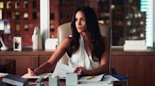 Everything Meghan does in her last Suits episode
