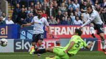 Adam le Fondre seals Bolton's win over Peterborough to secure promotion